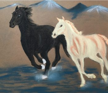 Horse As Muse – Art & Equine-Facilitated Learning