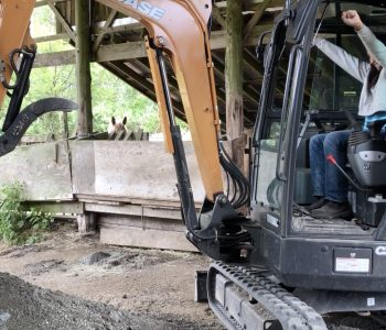 How To Operate An Excavator!