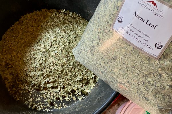 Neem Leaf for Horses – Anti-Parasitic, Natural Wormer